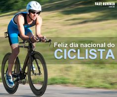 19 de agosto - Dia nacional do Ciclista. Parabéns a todos os atletas que amam pedalar! #DiaDoCiclista #Ciclista #Bike #Biker #Treino #Pedalar #Atleta