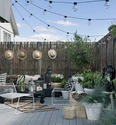 Skjermbilde 2015-08-24 kl. 17.54.22 Backyard Patio, Backyard Landscaping, Backyard Ideas, Patio Ideas, Cozy Patio, Patio Stairs, Terrace Ideas, Cement Patio, Rustic Patio