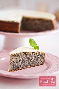 #Ciasto piegusek - #przepis na ciasto z makiem, proste i szybkie do zrobienia.  http://pozytywnakuchnia.pl/piegusek/  #kuchnia