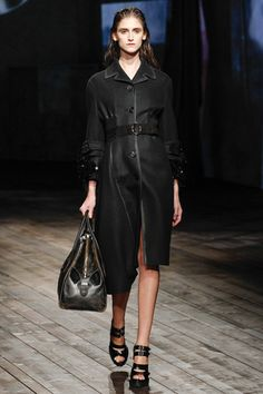 Prada Fall 2013 Ready-to-Wear Collection Slideshow on Style.com