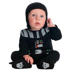 Disfraz Darth Vader (Star wars) 0-3m