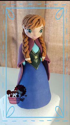 Fondant Ana (Frozen)