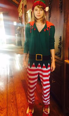 """""""You used to call me on my elf phone."""""""