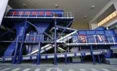Em São Paulo, primeira usina de reciclagem mecanizada da América Latina é inaugurada