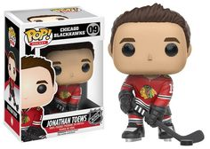 Funko NHL - Jonathan Toews (Blackhawks) Pop! Vinyl Figure