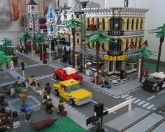 """RT SpirosMargaris: Smart & needed One Law Firm Launches Multidisciplinary Blockchain Practice …"" City Layout, Lego Display, Lego Sculptures, Lego Army, Lego Table, Lego Modular, Lego Storage, Lego Worlds, Lego Projects"