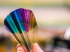 """PUBLIC RELEASE: 14-OCT-2016 Bendable electronic paper displays whole color range CHALMERS UNIVERSITY OF TECHNOLOGY. Less than a micrometre thin, bendable and giving all the colours that a regular LED display does, it still needs ten times less energy than a Kindle tablet. Researchers at Chalmers University of Technology have developed the basis for a new electronic """"paper"""". Their results were recently published in the high impact journal Advanced Materials."""