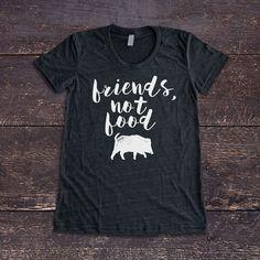 Animal Rights Hashtag Short-Sleeve Unisex T-Shirt Veganism Vegan Shirt Gift