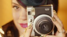 The #Instax Mini 90 in Lily Allens hit music video for Hard Out Here.