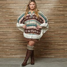 Southwest Style: Plus-Size Apparel. Photographer @Marshall Miller | zulily