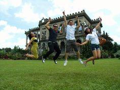 Jumpshot at The Ruins Talisay City Negros