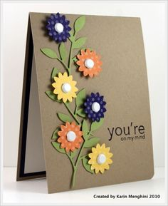 30 Cool Handmade Card Ideas For Birthday, Christmas and other Special Occasions