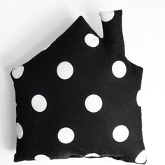 Small house cushion now on the Woody and Florence Etsy shop.