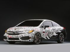 2013 Honda Civic Street Performance Concept by HPD tuning y wallpaper | 2048x1536 | 173295 | WallpaperUP