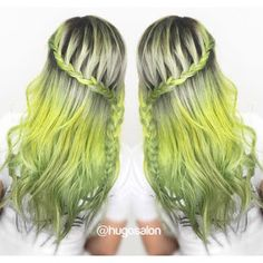 Stunning Hairstyles and Colors by Hugo Salon, MD, USA!
