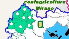 aree del  MANDAMENTO DI MIRANO DI CONFAGRICOLTURA
