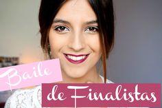 Maquilhagem para principiantes: baile de finalistas | Ana Cunha