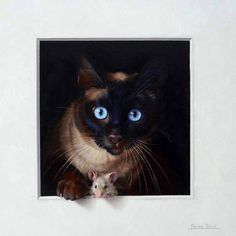 Французская художница Marina Dieul