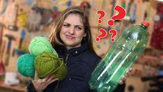 As garrafas PET são feitas de um dos materiais mais reciclados no Brasil e no mundo. É um tal de garrafa pet