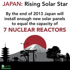 Get with the program USA! Get Off The Grid, German People, Nuclear Reactor, Save Our Earth, Nuclear Disasters, Democratic Socialist, Good Environment, Sustainable Energy, Alternative Energy