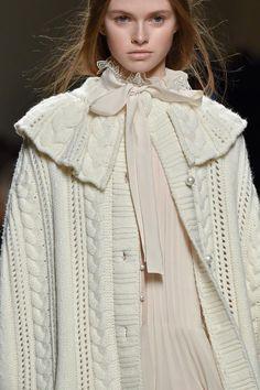 Philosophy di Lorenzo Serafini Fall 2015 (Details) #fashion