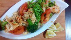 Realiza Tu mesmo: Salada de frango e bulgur
