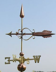 Arrow Weathervane from the Weathervan Factory 1-207-843-0440