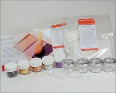 Eye Shadow Kit  http://www.makingcosmetics.com/Complete-Kits/Mineral-Eye-Shadow-Kit-p284.html#