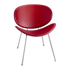 Safco 3563RD Sy™ Guest Chair Red