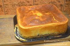 Cake Recipes, Dessert Recipes, Desserts, Baklava Cheesecake, Polish Recipes, Pavlova, Butter Dish, No Bake Cake, Banana Bread