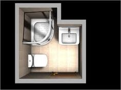 baños pequeños on Pinterest  Google, Small Bathrooms and ...