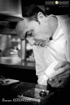 Ronan Kervarrec - Restaurant La Chèvre d'Or (2*) à Èze (Crédit photo : Aline Gerard)