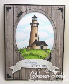 Cornish Heritage Farms, Lighthouse 3