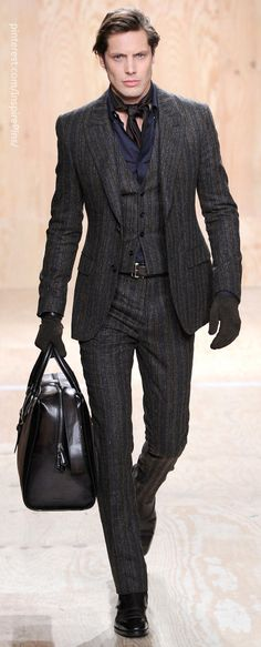 Berluti | Men's Fashion | Menswear | Men's Outfit for Business | Moda Masculina | Shop at designerclothingfans.com