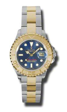 Rolex Yacht-Master Lady Steel and Gold (Style No: 169623 b) from SwissLuxury.Com