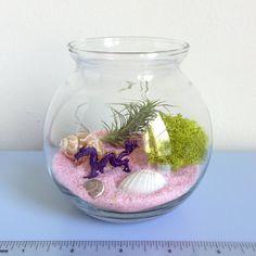 Purple Dragon Terrarium Kit by TerrariumKits on Etsy, $18.00