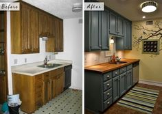 Images of before and after wet bars - Google Search