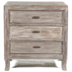 Like the idea, too expensive.  Cosmo 3-drawer Nightstand