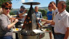Popular barbecue