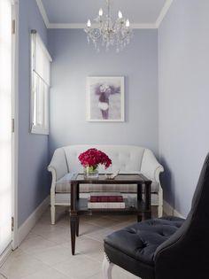 Tiny room ideas// Traditional   Living Rooms   Paula Catania : Designer Portfolio : HGTV - Home & Garden Television