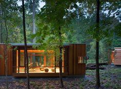 Bohlin Cywinski Jackson | Combs Point Residence