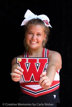 Senior Year! Cheerleader! 2016! Warriors!