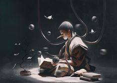 Artwork of Yigit Koroglu