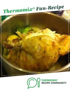 Recipe Orange and Lemon 'Roast' Chicken by MrsSeglenieks, learn to make this recipe easily in your kitchen machine and discover other Thermomix recipes in Main dishes - meat. Chicken Satay, Roast Chicken, Kfc Chicken Recipe, Chicken Recipes, Recipes Dinner, Meat Recipes, Lemon Roasted Chicken, Oranges And Lemons, Orange Recipes