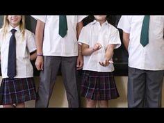 UNIFORMES ESCOLARES MARYAN - YouTube