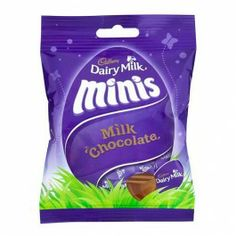 Cadbury Mini Egg Perfect to fill those plastic easter hunt eggs with as a treat to find :) Cadbury Milk Chocolate, Chocolate Sweets, Easter Chocolate, Easter Hunt, Easter Eggs, Mini Milk, Cancer Research Uk, Mini Eggs, Easter Candy