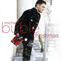 ▶ Michael Bublé - Christmas (Full Album on YouTube) ///  *Almost* as good as Harry Connick, Jr.'s classic Christmas album...  Almost.  :)