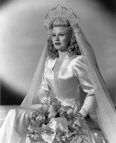 Ginger Rogers, photo by John Miehle