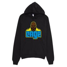 Inspired by the hit comic book hero, Luke Cage, this limited edition hoodie is not available in store. Order today This American Apparel hoodie is made out of C Luke Cage Hoodie, White Hoodie, Comic Book Heroes, Hoodies, Sweatshirts, American Apparel, Netflix, Third, Graphic Sweatshirt