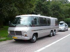 Gmc Motorhome Diesel Restored